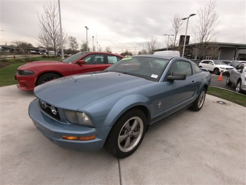 Pre-Owned 2006 Ford Mustang PREMIUM