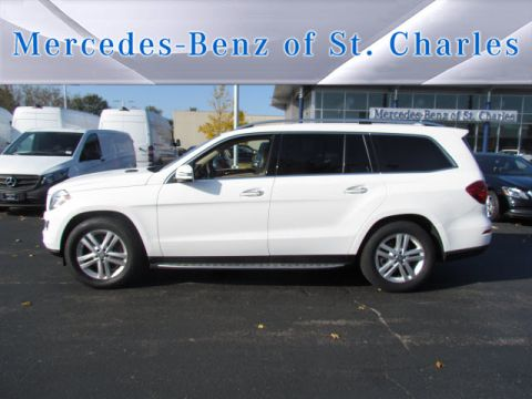 Certified Used Mercedes-Benz GL GL 450