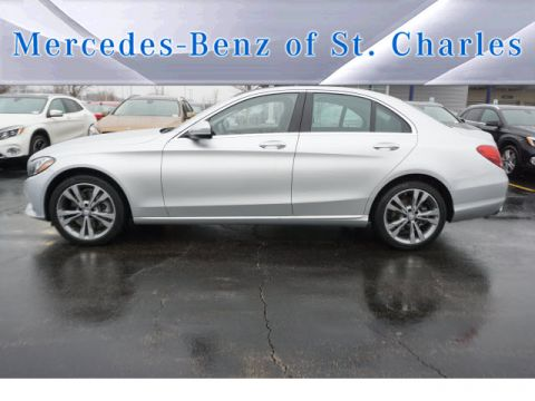 Certified Used Mercedes-Benz C-Class 4DR SDN C 300 4MAT