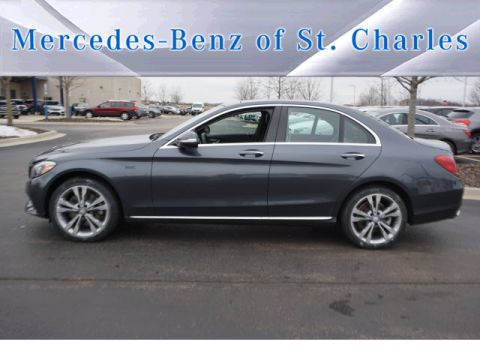 Certified Used Mercedes-Benz C-Class C 300 4MATIC®