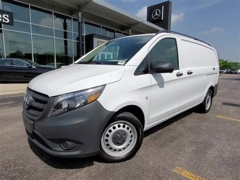 New 2019 Mercedes-Benz Metris Cargo Van