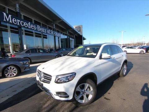 New Mercedes-Benz GLC GLC 300 4MATIC®