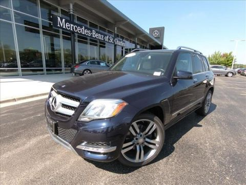 Certified Pre-Owned 2015 Mercedes-Benz GLK GLK 350 4MATIC®