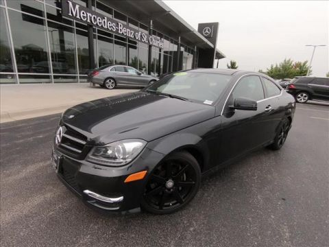 Certified Used Mercedes-Benz C-Class C 350 4MATIC®
