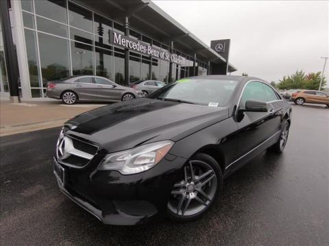 Pre-Owned 2014 Mercedes-Benz E-Class E 350 4MATIC®