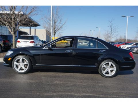 Certified Used Mercedes-Benz S-Class S 550 4MATIC®
