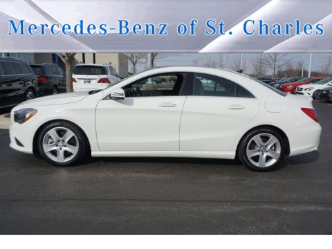 Certified Used Mercedes-Benz CLA CLA 250 4MATIC®