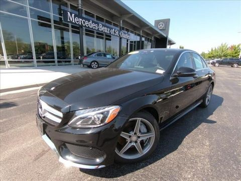 Certified Pre-Owned 2016 Mercedes-Benz C-Class 4DR SDN C 300 4MAT