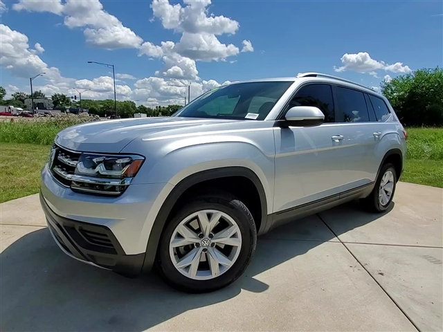 Pre-Owned 2018 Volkswagen Atlas V6 Launch Edition 4Motion