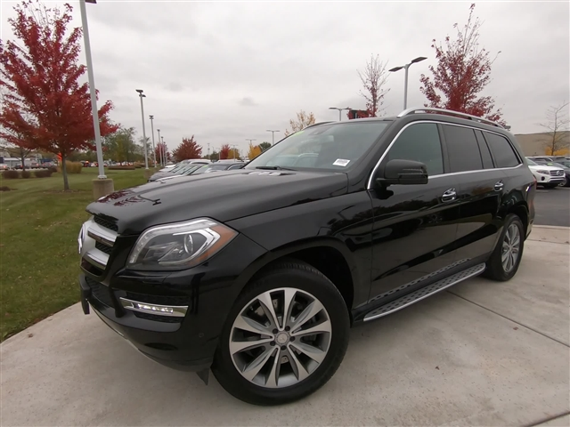 Pre-Owned 2014 Mercedes-Benz GL-Class GL 450 4MATIC®