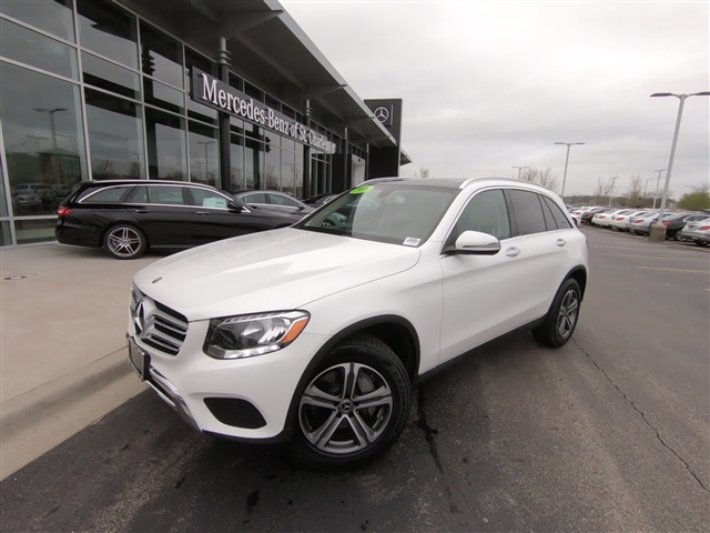 Pre-Owned Courtesy Car 2019 Mercedes-Benz GLC 300 4MATIC®