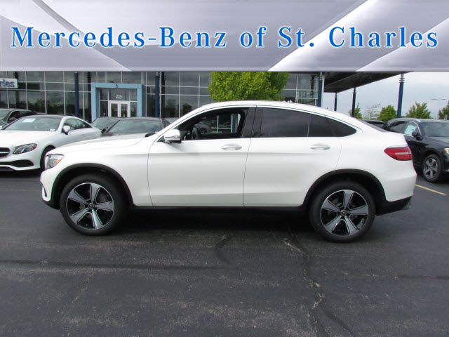 new 2018 mercedes benz glc glc 300 coupe in st charles 18108 mercedes benz of st charles. Black Bedroom Furniture Sets. Home Design Ideas