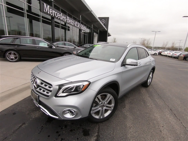 Pre-Owned Courtesy Car 2019 Mercedes-Benz GLA 250 4MATIC®