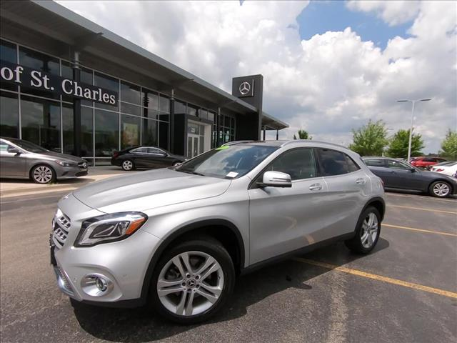 Pre-Owned 2019 Mercedes-Benz GLA 250 4MATIC®