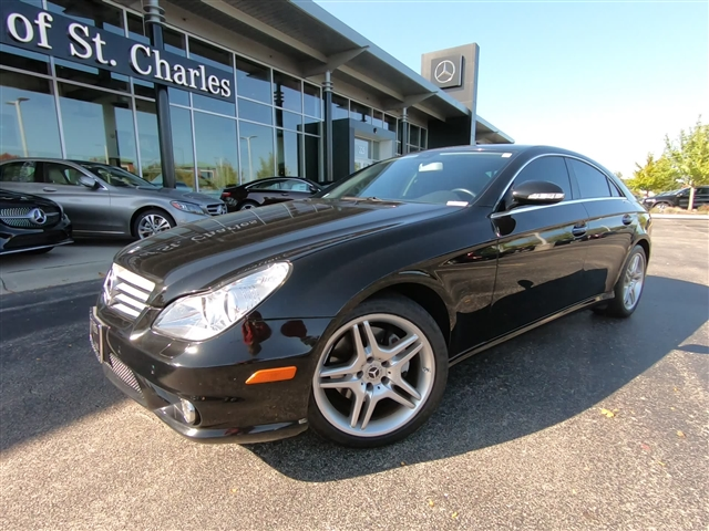 Pre-Owned 2007 Mercedes-Benz CLS CLS 550