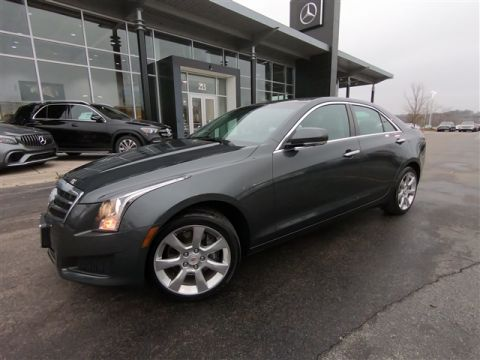 Pre-Owned 2014 Cadillac ATS 2.0T Luxury