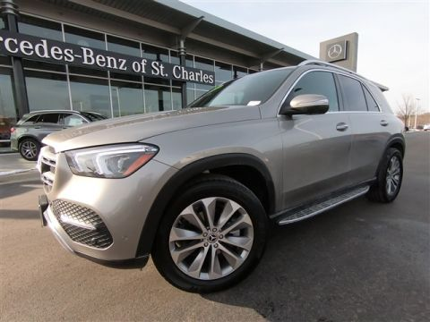Pre-Owned 2020 Mercedes-Benz GLE GLE 350