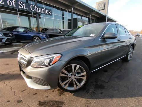 Certified Pre-Owned 2017 Mercedes-Benz C-Class 4DR SDN C 300 4MAT
