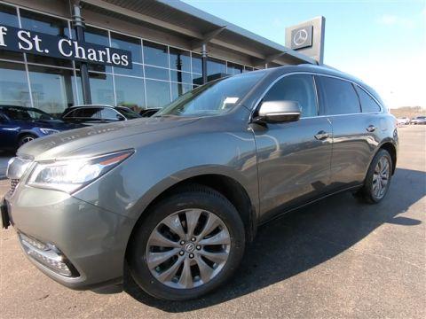 Pre-Owned 2014 Acura MDX SH-AWD w/Tech
