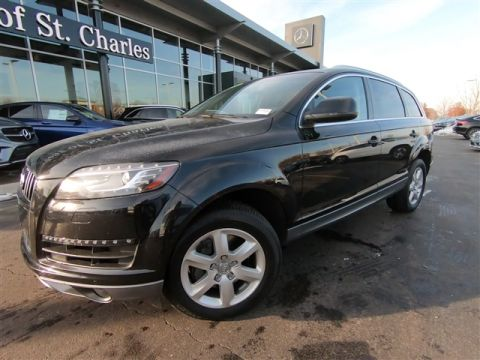 Pre-Owned 2014 Audi Q7 3.0T quattro Premium Plus