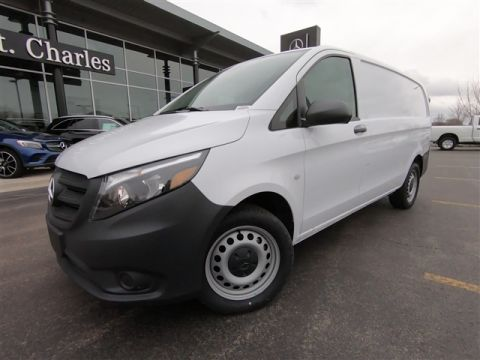 New 2020 Mercedes-Benz Metris Worker Cargo