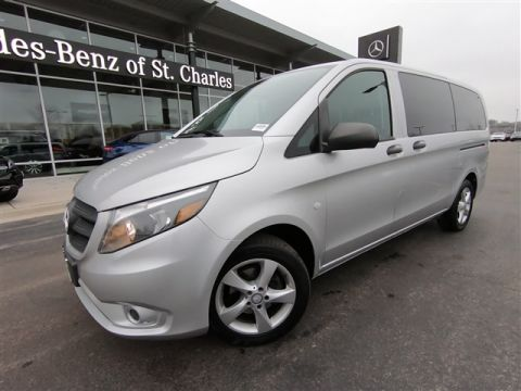 Pre-Owned 2016 Mercedes-Benz Sprinter 1500 Passenger Van