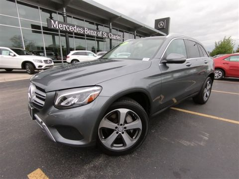 Pre-Owned 2017 Mercedes-Benz GLC GLC 300 4MATIC®
