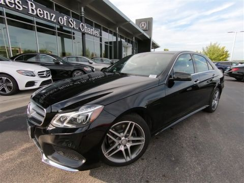 Certified Pre-Owned 2015 Mercedes-Benz E-Class E 350 4MATIC®